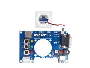 Mister FPGA IO Board V6.0 With RGBHV/RGBS/YPbPr Analog Video Output VGA Port+Fan