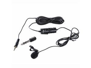 BOYA BY-M1 Omnidirectional Lavalier Microphone for Canon Nikon Sony DSLR Camcorder Audio Recorders iPhone 6 5S 5 4S 4