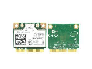 Dual Band Wireless Intel 7260HMW 867M BT4.0 802.11ac Mini PCI-E Wifi Card