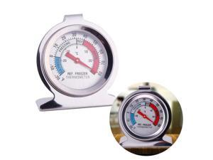 Stainless Steel Temp Refrigerator Freezer Thermometer A3T0