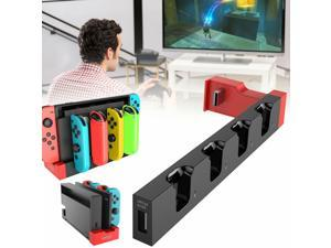 For Nintendo Switch Joy-Con Camepad Controller Charger Dock Stand Holder Station