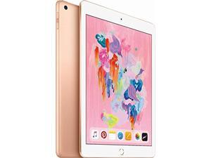 """Apple iPad 9.7"""" 6th Generation (Early 2018),32GB, WiFi Only - Gold"""