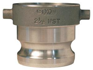 Cast Brass 2.5 ID Dixon RSFSA25F20T 2-1//2 FNST Swivel x 2 FNPT Suction Adapter with Screen