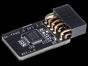 Gigabyte Motherboard Accessory GC-TPM2.0 SPI 2.0 TPM Module