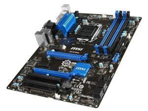 MSI Z97 PC Mate LGA 1150 Intel Z97 HDMI SATA 6Gb/s USB 3.0 ATX Intel Motherboard