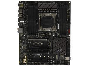 MSI X299 RAIDER LGA 2066 Intel X299 SATA 6Gb/s USB 3.1 ATX Intel Motherboard