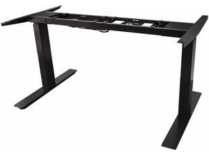 Dual Motor Standing Desk with Programmable Controls For Adjustable Height Standing / Sit-Stand (Frame only)