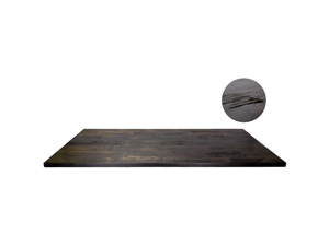 "Natural Wood Reclaimed Elm Tabletop 48"" x 30"""