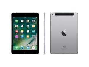 Apple iPad mini 4, 128GB Silver- WiFi Only - Grade B