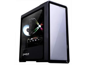 Zalman M3 Micro ATX Mini Tower Computer PC Case with Pre-Installed 2 x 120mm Fans, Premium Tempered Glass