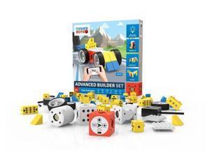 Tinkerbots Robotic Building Advanced Builder Set