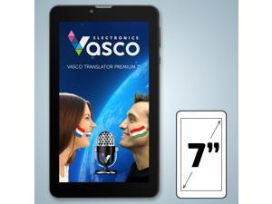 "Vasco Translator Premium 7"" - Cutting-edge Electronic Voice Translator"