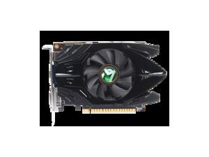 MAXSUN GeForce GT 710 DirectX 12 GT 710 HHII2G 2GB 64-Bit DDR3 PCI Express 2.0 x16 Video Card HDMI+DVI+VGA