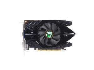 MAXSUN GeForce GT 730 DirectX 12 730HHII2G 2GB 128-Bit DDR3 PCI Express 2.0 x16 Standard ATX Video Card HDMI+DVI+VGA