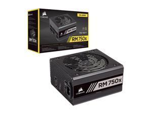 CORSAIR RMx Series RM750x CP-9020179-NA 750W ATX12V / EPS12V 80 PLUS GOLD Certified Full Modular Power Supply