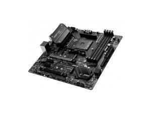 B450M Mortar Max Socket AM4 AMD B450 DDR4 Micro USB3.2 Gen2(Type A+C)ATX Heavy plated gaming heatsinks Motherboard (B450M MORTAR MAX)