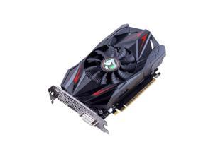 MAXSUN GeForce GTX 1050 Ti DirectX 12 GTX 1050 Ti TF4G 4GB 128-Bit GDDR5 PCI Express 3.0 x16 Standard ATX Video Card Gaming Graphics Card GTX 1050TI GPU