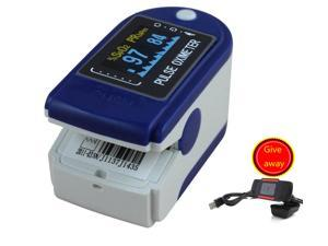ZONEWAY CMS50D OLED Screen Digital Finger tip pulse oximeter, Spo2 monitor(Send a Gift)