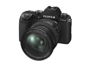 Fujifilm X-S10 Mirrorless Camera with 16-80mm F4 R OIS WR XF Lens Kit 16670077