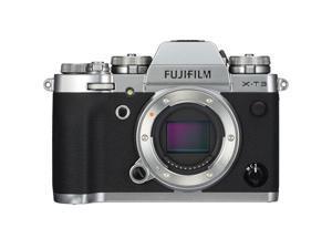 Fujifilm X-T3 Mirrorless Camera Body (Silver) 16589058