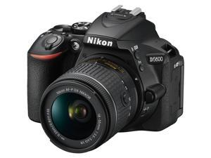 Nikon D5600 DSLR Camera with 18-55 Lens 1576