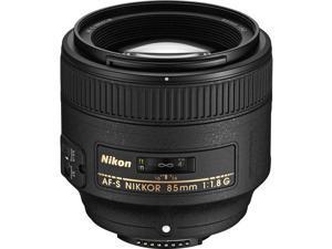 Nikon 85mm F1.8 AF-S G Lens