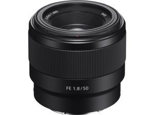 Sony 50mm f/1.8 FE Lens SEL50F18F/2