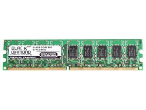 4GB RAM Memory for Gigabyte GA-M Series GA-MA790X-DS4 240pin PC2-6400 DDR2 UDIMM 800MHz Black Diamond Memory Module Upgrade