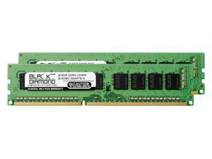 8GB KIT 2 x 4GB Dell PowerEdge R415 R510 R710 T110 II PC3-8500 Ram Memory