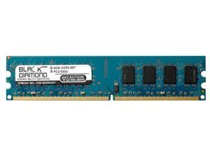 4GB RAM Memory for Asus P5 Series P5G41-M LE 240pin PC2-5300 DDR2 DIMM 667MHz Black Diamond Memory Module Upgrade