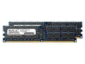 4GB 2X2GB Memory RAM for IBM Power 520, 550, 560, 570, 595 240pin PC2-5300 667MHz DDR2 RDIMM Black Diamond Memory Module Upgrade