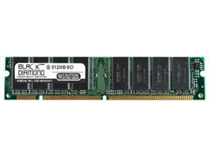 512MB RAM Memory for Apple Power Mac Cube G4 164pin PC100 SDRAM DIMM 100MHz Black Diamond Memory Module Upgrade