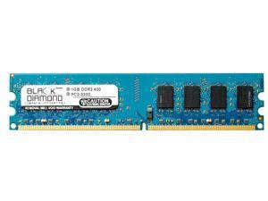 1GB RAM Memory for BFG Desktops nForce 680i SLI 240pin PC2-3200 DDR2 DIMM 400MHz Black Diamond Memory Module Upgrade