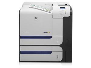 HP CF083A Laserjet 500 M551Xh Laser Printer - Color - 1200 X 1200 Dpi Print - Plain Paper Print - Desktop - 33 Ppm Mono / 33 Ppm Color Print - 1100 Sheets Input - Automatic Duplex Print - Lcd - Gigab