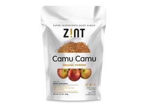Zint Camu Camu Powder: Organic, Non-GMO Vitamin C Superboost (3.5 oz)