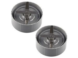 2 Pack Extractor Blades Replacement Part for NutriBullet 600W 900W NB-101B NB-101S NB-201 Blenders