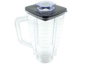 Braun Powermax Plastic Blender Jar 7322310454 4184622