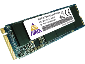 Neo Forza eSports 3400MB/s 512GB M.2 PCIe Internal SSD DRAM cache Solid State Drive for On-demand Intensive Applications (NFP075PCI51-3400200)