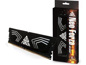 Neo Forza FAYE 8GB (1x8GB) 288-Pin DDR4 3600 (PC4 28800) SDRAM Desktop Memory Model NMUD480E82-3600DG10