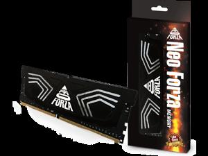 Neo Forza FAYE 16GB (1x16GB) 288-Pin DDR4 3600 (PC4 28800) SDRAM Desktop Memory Model NMUD416E82-3600DG10