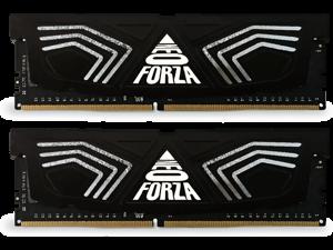 Neo Forza FAYE 64GB (2x32GB) 288-Pin DDR4 3200 (PC4 25600) SDRAM Desktop Memory Model NMUD432F82-3200DG20