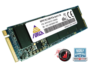 Neo Forza eSports 3400MB/s 1TB M.2 PCIe Internal SSD DRAM cache Solid State Drive for On-demand Intensive Applications (NFP075PCI1T-3400200)