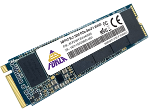 Neo Forza eSports 3400MB/s 256GB M.2 PCIe Internal SSD DRAM and SLC cache Solid State Drive for On-demand Intensive Applications (NFP075PCI56-3400200)