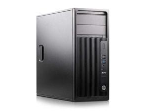 HP Z240 MT Intel Core i7-6700 3.40GHz 4 Core 32GB DDR4 Memory 2TB HDD Quadro K2200 w/ Display Port to HDMI Adapter Windows 10 Pro
