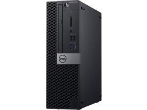 Grade A Dell Optiplex 5070 SFF Desktop PC Intel Core i5-9500 3.00GHz 6 Core 16GB DDR4 Memory New 1TB SSD Windows 10