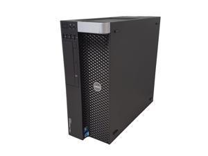 Dell Precision T3600 Workstation E5-1620 3.6GHz 4-Cores 32GB DDR3 Quadro K600 No HDD No Operating System