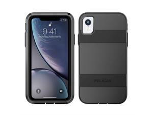 Pelican Shock Absorbing Adventurer Case  for Apple iPhone XR - Black/Black