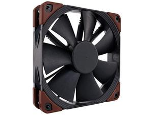 noctua nff12 industrialppc24v3000 q100 ip67 pwm 140mm fan, black