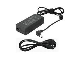 Globalsaving AC Adapter for LG 24M35A 24M35D 24M35H 24M37A 24M37D 24M37D-B 24M37H 24M37H-B 24M45H-B 24M45HQ 24M45VQ 24M47VQ LED Computer Monitor Power Supply Cord Cable Charger
