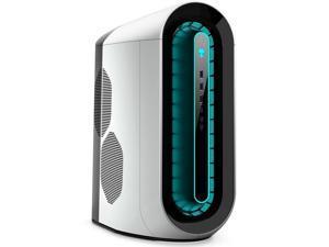 Alienware Aurora R12 White - RTX 3080 10GB DDR6X - LIQUID COOLED Intel 8-Core i7-11700K 3.6GHz - 2TB 7200RPM + 500GB SSD - 64GB DDR4 3200MHz - 1000W - Windows 10 Gaming Desktop